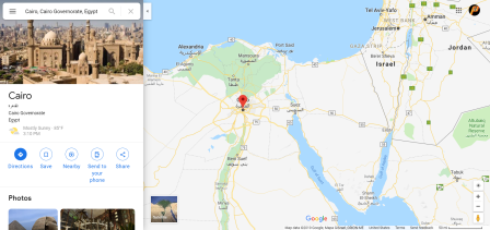 screencapture-google-maps-place-Cairo-Cairo-Governorate-Egypt-29-935436-31-2946245-7-33z-data-4m5-3m4-1s0x14583fa60b21beeb-0x79dfb296e8423bba-8m2-3d30-0444196-4d31-2357116-2019-05-04-08_10_26
