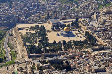 Temple Mount North