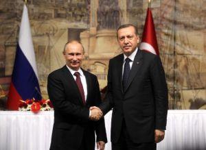 Putin ile Erdoðan