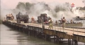 Euphrates Bridge Russia