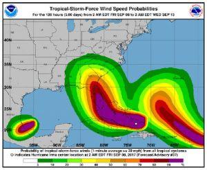 Hurricanes Sept 17 NOAA