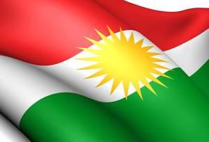 kurd flag