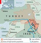 Ceyhan Kirkuk pipeline