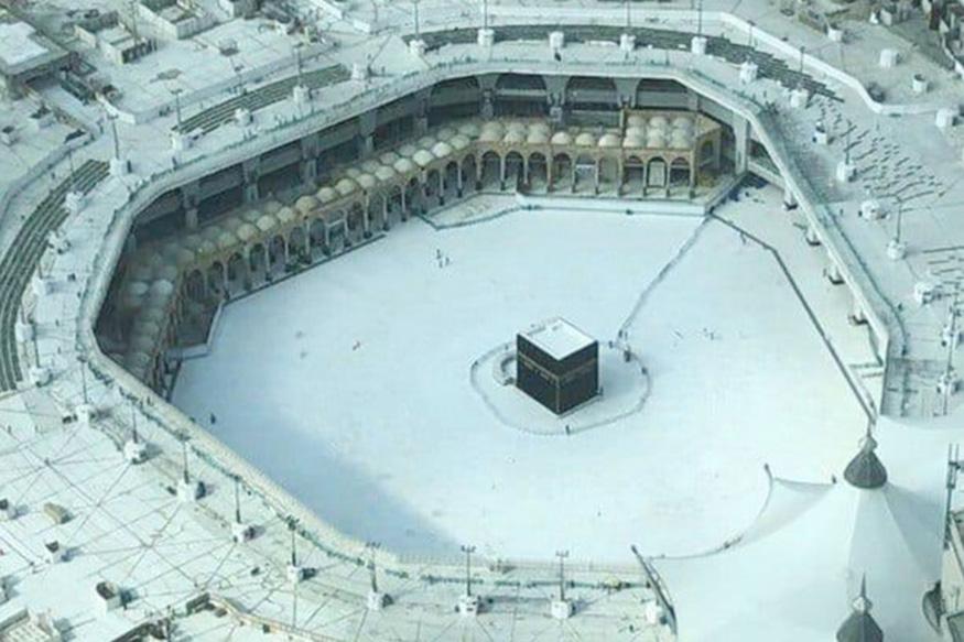 Mecca-Empty
